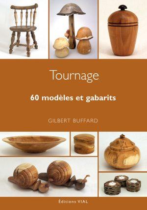 modèles d'objets en bois tourné